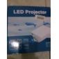 EJIALE® E03 LCD VidéoprojecteurUltra-Portables QVGA (320x240) 50lm LED