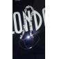 Canlyn Kvinnors Elegant Diamond och Crystal Hårband