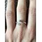 Aimei kvinnor 925 silver mode ringar