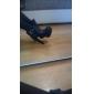 Homme-Habillé-Noir Marron Blanc-Gros Talon Plateforme-A Plateau Bottes à la ModeSimilicuir