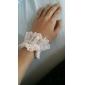 Chaussettes/Bas Lolita Classique/Traditionnelle Lolita Blanc Accessoires Lolita  Bas Dentelle Pour Femme Coton