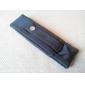 ls071 ny svart hölster täck påse för 18650 ficklampa ficklampa