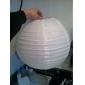 14 pouces chinois lanterne en papier ronde (plus de couleurs)