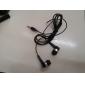 in-ear headphonefor iPod / ipad / iphone / mp3 (svart)