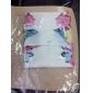 yuntuo®printing temperament cultiva cuiva rochie moralitate maneci scurte fese pachete rochie