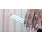 3pcs a coloré le dessin stylo à ongles fixés pour outil de nail art