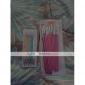 15st rosa nail art design måla ritning penna pensel inställd trähandtag akryl pensel