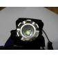 Lampes frontales Mode 1200 Lumens Etanche Cree XM-L T6 18650 Camping/Randonnée/Spéléologie / Cyclisme / Multifonction NoirAlliage