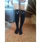 Women's Stitching Knee Cats Head Pantyhose