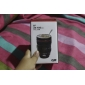 Unique Simulation Camera Lens Style 350ml Plastic Coffee Mug Cup