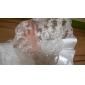 Linia -A Iluzii Lungime Genunchi Dantelă Rochie de mireasă cu Aplică de LAN TING BRIDE®