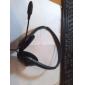 e800 casque 3,5 mm sur l'oreille salut-fi stéréo avec microphone pour pc / bureau