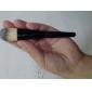 Black Flat Foundation Brush