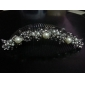 Women's Alloy/Imitation Pearl Headpiece - Wedding/Special Occasion Hair Combs