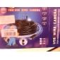 10m vattentät USB 2.0 CMOS 7mm lins 6-ledda orm hd endoskop (lämplig för laptop)