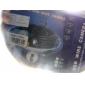 10m usb 2.0 étanche cmos lentille 7mm 6 dirigée hd serpent endoscope (adapté pour ordinateur portable)