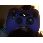 Skyddande silikonfodral till Xbox 360-spelkontroll (blandade färger)