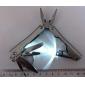 Pince en acier extérieure avec lumière LED