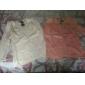zian® gât rotund ocazional de moda din bumbac de culoare solida femei potrivi mâneci lungi costum