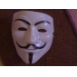 Épaissir Masque blanc V Pour Vendetta Full Face Gadgets Cosplay effrayant pour Halloween Costume Party