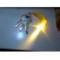 Eclairage Lampes de poche Porte-clés Plastique