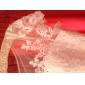 Linia -A Cupă Lungime Podea Șifon Satin Rochie de mireasă cu Mărgele Aplică de LAN TING BRIDE®