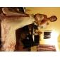FENNGUNDE - Vestido de Novia de Organza y Satén