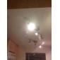 6W GU10 LED-spotlights MR16 48 540 lm Varmvit AC 100-240 V