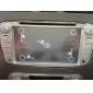 7 pouces 2 din voiture lecteur dvd au tableau de bord pour Ford Focus 2011-2012 avec GPS, BT, iPod, RDS