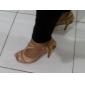Chaussures de danse (Or) - Personnalisable - Talons personnalisés - Paillette - Danse latine