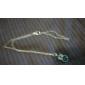 Dame Coliere cu Pandativ Cristal imitație de diamant Aliaj La modă Bijuterii Petrecere 1 buc