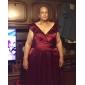 SHIRLYN - Robe pour Mariage et de Demoiselle d'Honneur Satin