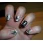 nail art modèle de manucure image de la marque des femmes estampage plaques décors bricolage