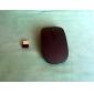 A100 2.4GHz sans fil souris optique ultra mince mini dpi réglable (couleurs assorties)