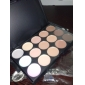15 Colors Professional Concealer(Assorted Color)