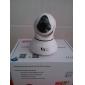 Caméra IP - PTZ - Jour Nuit/Détection de présence/Dual Stream/Accès à Distance/Coupure infrarouge/Wi-Fi Protected Setup/Prêt à l'emploi -