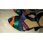 Latin - Pantofi de dans (Albastru) - Non personalizabile - Pentru femei