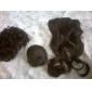 5 pièces belles Enveloppez vos cheveux 3 couleurs disponibles