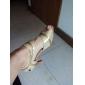 Chaussures de danse(Noir Bleu Rouge Argent Or) -Non Personnalisables-Talon Cubain-Paillette Brillante-Latine Salsa Salon