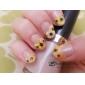 50 Manucure Dé oration strass Perles Maquillage cosmétique Nail Art Design