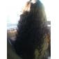 3pcs cheveux noirs beaucoup 5a non transformés cheveux vierge ondes lâche brésilien Extensions de cheveux humains naturel tisse