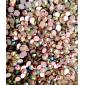 1400pcs 3.0mm glitter crystal ab strass nail art dekoration