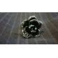 Inele Afirmatoare Aliaj imitație de diamant Flower Shape Auriu Bijuterii Zilnic 1 buc