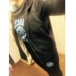Women's New Letters Printing  Hood  Sweater Three Piece  Suit (coat&pant&shirt)