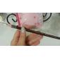 Ögonbrynsstencil Plastic 3pcs 19.0 x 17.0 x 1.0 Svart Blekna / Grey Gradient / Beige / naken