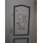 Barn Bathroom Wall Sticker