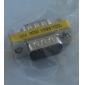 VGA 15-Pin Male to Male Converter Adapter (SMQC048)