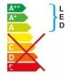 z®zdm 5m 300x3528 SMD RGB LED lysrör med 44nyckel fjärrkontroll (12V)