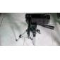 mini-aluminium support de trépied pour la lumière de pêche de mobile mobile et appareil photo avec sac de transport