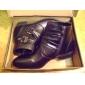 Bărbați Toamnă Iarnă Confortabili Pantofi la Modă Imitație de Piele Outdoor Birou & Carieră Party & Seară Toc Gros Cataramă Cârlig & Buclă